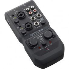 USB аудиоинтерфейс ZOOM U-24